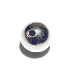Turkish Sterling Silver Bead 10 mm 1 gram