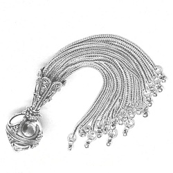 Turkish Sterling Silver Tassel 10 cm 24 gram