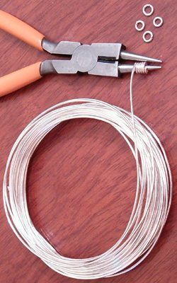1 ft Turkish Soft Silver Wire Gauge 19 0.90 mm 2 gram