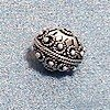 Sterling Silver Bead 14 mm 3 gram ID # 2718