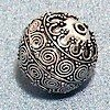 Sterling Silver Bead Ball 2 cm 8.6 gram ID # 1883