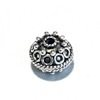 Sterling Silver Bead 10 mm 1.6 gram ID # 6490