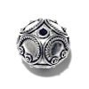 Sterling Silver Bead 17 mm 4.3 gram ID # 6487