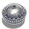 Sterling Silver Bead 21 mm 8 gram ID # 6508