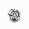 Sterling Silver Bead 10 mm 1.6 gram ID # 6780