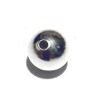 Sterling Silver Bead 10 mm 1 gram ID # 6516