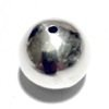 Sterling Silver Bead 20 mm 5 gram ID # 6519