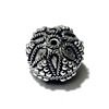 Sterling Silver Bead 14 mm 4 gram ID # 6464