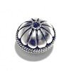 Sterling Silver Bead 13 mm 3.5 gram ID # 6501