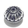 Sterling Silver Bead 17 mm 5.2 gram ID # 6502
