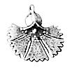 Sterling Silver Charm Carnation 25 mm 2.2 gram ID # 6929
