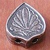 Sterling Silver Bead Imame 2 cm 4.65 gram ID # 3239