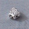 Sterling Silver Bead Imame For Tasbih 15 mm 2 gram ID # 5590