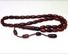 Kuka Coco De Mer Islamic Prayer Beads Tasbih Barrel shape ID # 6785
