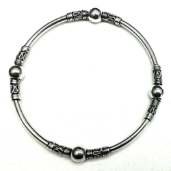 Full Sterling Silver Bangle Bracelet 15 gram