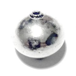 Sterling Silver Bead 18 mm 4 gram