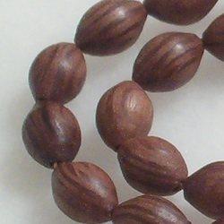Islamic Prayer Beads 33 Tasbih Rare Wood