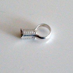 Sterling Silver Crimps 8-5-1 mm 1 gram