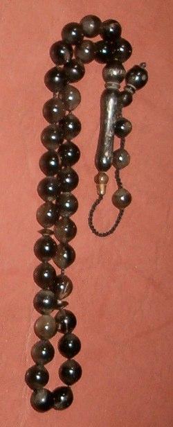 Islamic Prayer Beads Tasbih Buffalo Horn