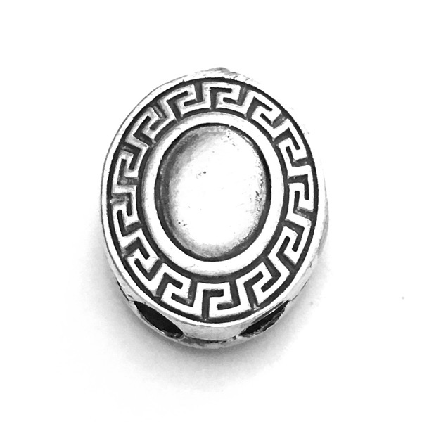 Sterling Silver Imame Bead for Tasbih 18 mm 4.15 gram