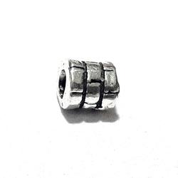Sterling Silver Rondelle Bead Spacer 5.5 mm 1.2 gram
