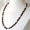 Sterling Silver Caramel Agate Necklace 50 cm 20 inch ID # 6627