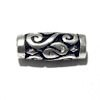 Sterling Silver Rondelle Bead Spacer 22x7 mm 2.7 gram ID # 6414