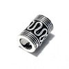 Sterling Silver Rondelle Bead Spacer 11x7 mm 1.6 gram ID # 6415