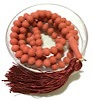 Turkish Rose Concrete Islamic Prayer Beads Perfumed 99 Namaz Tasbih ID # 6731