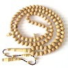 Islamic Prayer Beads 99 Pomegranate Wood Tasbih Neo Classic 10 mm ID # 6672 ID # 6672