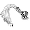 Turkish Sterling Silver Tassel 11.5 cm 25.5 gram ID # 6932