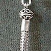 Turkish Sterling Silver Bead Tassel 5 cm 4 gram ID # 5559
