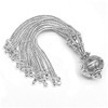 Turkish Sterling Silver Tassel 10 cm 24 gram ID # 6221